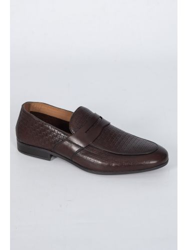 PHILIPPE LANG shoes slip on 2903/INTR brown