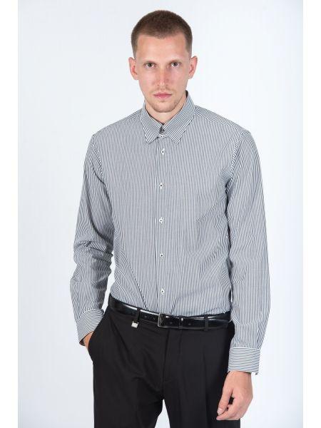 GUARDAROBA shirt PG-800/2832-04 white-black