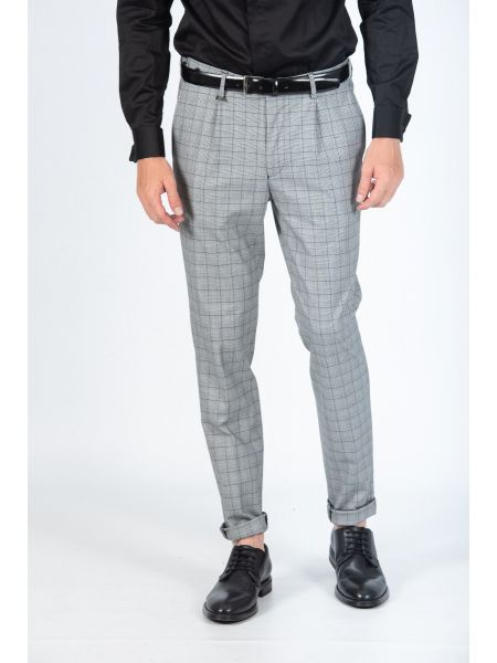 GUARDAROBA chino παντελόνι PPP-510/01 γκρι