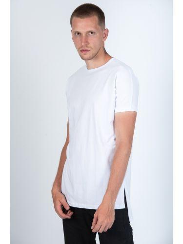 LA HAINE t-shirt MMITTE λευκό