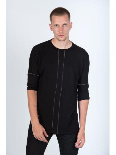 LA HAINE t-shirt MBERLIN μαύρο