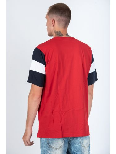 CHAMPION t-shirt 213644-RS053 red