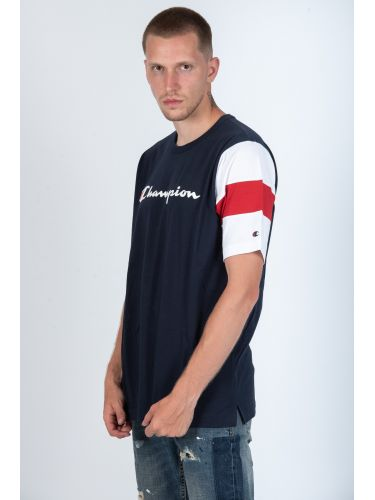 CHAMPION t-shirt 213644 BS505 blue
