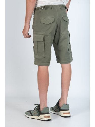 THE PROJECT cargo shorts H9SH978CO khaki