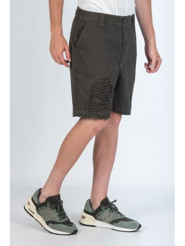 THE PROJECT chino short H9SH976CO khaki