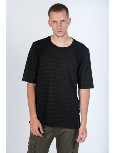 19 ATHENS t-shirt X19-1014 black