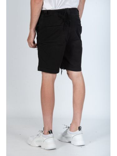 The Project chino short H9SH976CO black