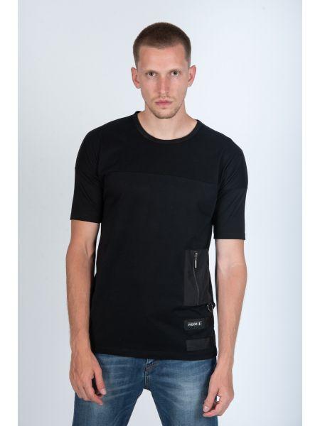 P/COC t-shirt P909 black
