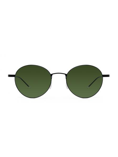 WEAREEYES sunglasses TITAN 15 black frame-green lens