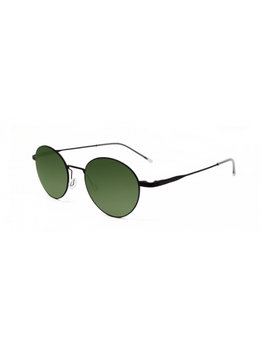 WEAREEYES sunglasses TITAN 15 black frame-green lens