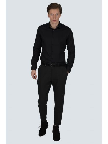 GUARDAROBA shirt PG-600/2806-02 black