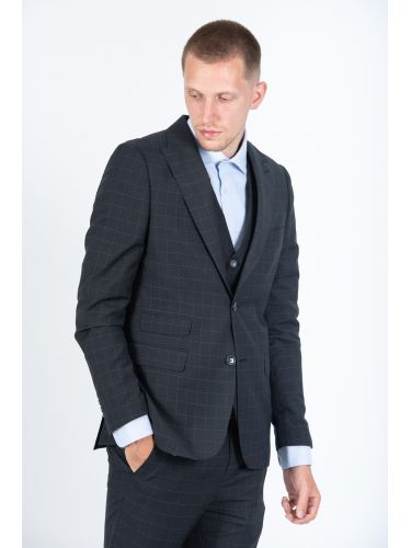 GUARDAROBA κοστούμι KOUSK20-08 blue-black