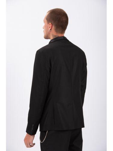 I AM BRIAN σακάκι AB20/238 μαύρο
