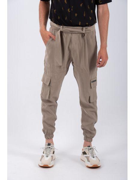 P/COC pants cargo P1052 beige
