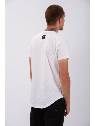 MAGIC BEE t-shirt MB508 white