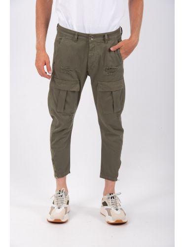 J. RODINO pants cargo...