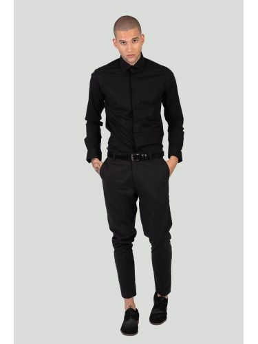 I AM BRIAN chino pants PA1093 black