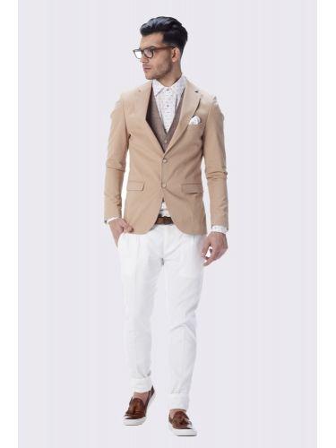 PAPILIO GARAMAS blazer SPG-300/17 beige