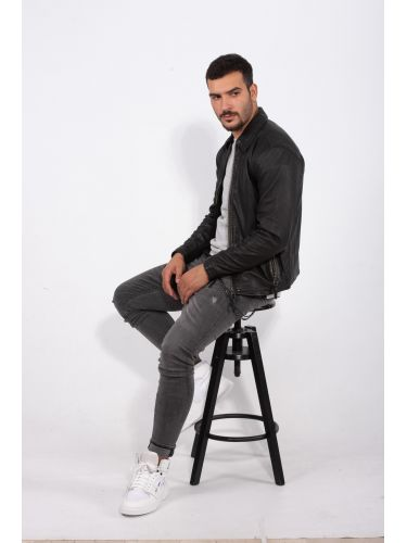 GABBA leather jacket PHIRE...
