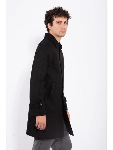 XAGON MAN παλτό PC72T1 μαύρο