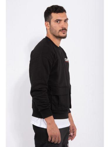 COMME DES FUCKDOWN sweater CDFU1011 black