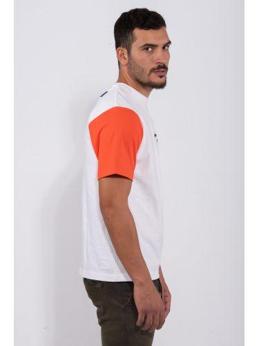 PUMA t-shirt ADER TEE 576950-02 λευκό