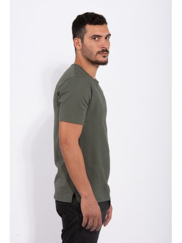 XAGON MAN t-shirt VUZ029 khaki