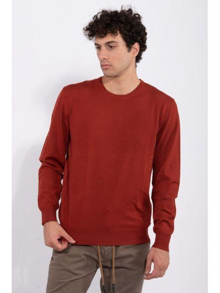 GIANNI LUPO μπλούζα GL32610B κόκκινη