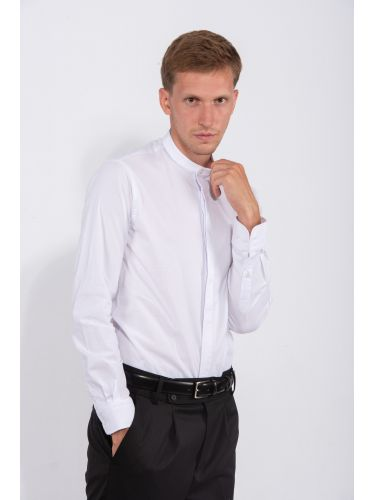 GUARDAROBA shirt PG-605/WHITE white