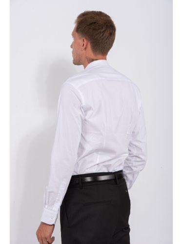GUARDAROBA πουκάμισο PG-605/WHITE λευκό