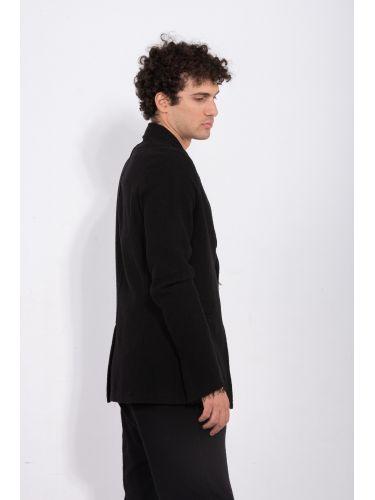 LA HAINE blazer 3B KINTSUGI black