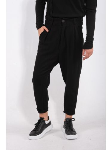 LA HAINE pants 3B HOKKA black