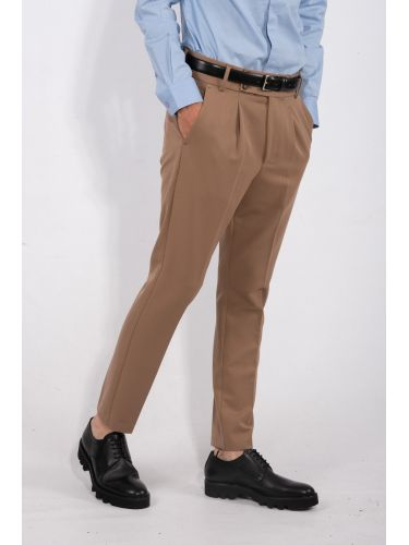 XAGON MAN pants chino PIENNA brown