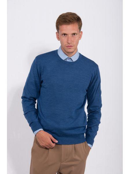GIANNI LUPO blouse GL32610B blue