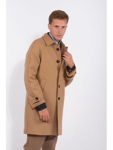 XAGON MAN παλτό PC72T1 μπεζ