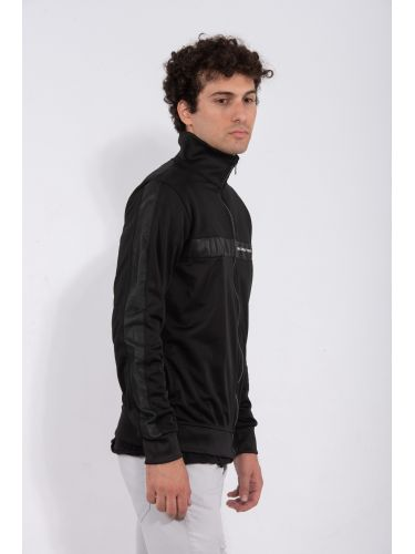 MFN jacket sweatshirt SEBUGIA VIA19191FE W0148 black