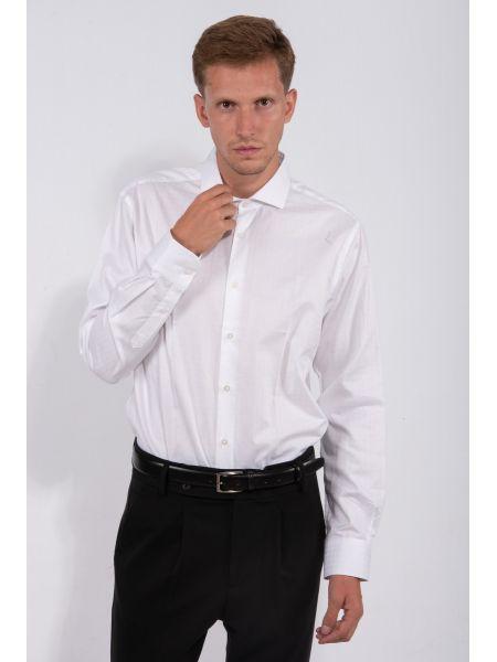 GUARDAROBA πουκάμισο PG-600/2806-01 λευκό