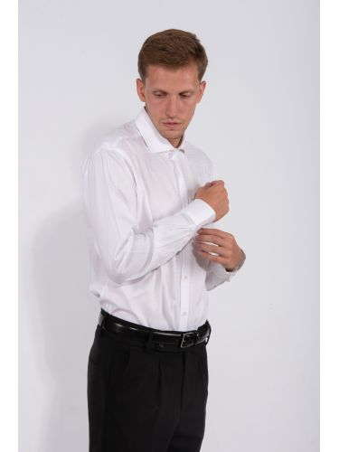GUARDAROBA shirt PG-600/2806-01 white
