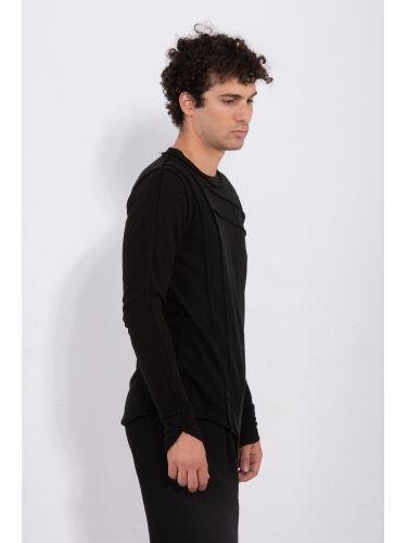 LA HAINE blouse 3M NOTON black