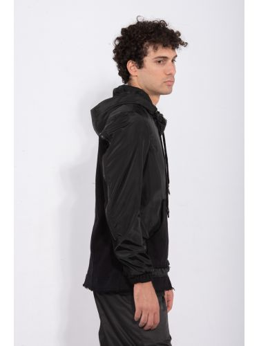 XAGON MAN jacket PCARDI μαύρο