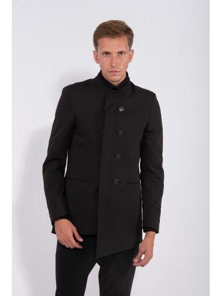 LA HAINE σακάκι 3P REMIX μαύρο