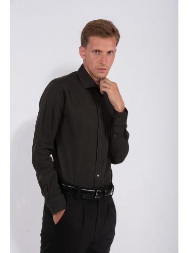 GUARDAROBA πουκάμισο PG-600/2809-02 χακί
