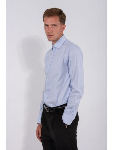 GUARDAROBA πουκάμισο PG-600/2815-01 γαλάζιο
