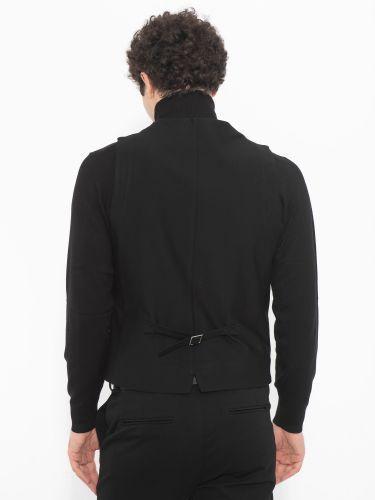 OVER-D vest OM204GL black