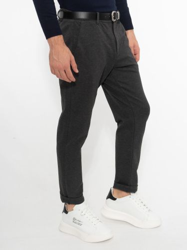 OVER-D chino pants OM203PN grey