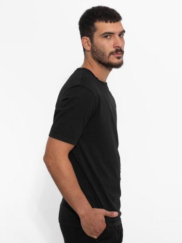 IMPERIAL MAN t-shirt TG10ABJTD μαύρο
