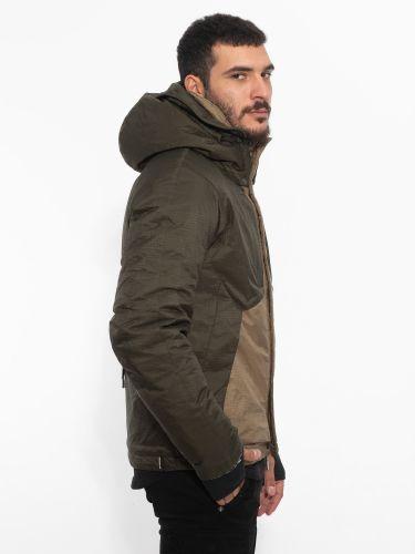 KRAKATAU jacket QM274 khaki
