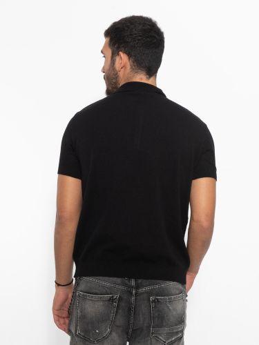 XAGON MAN t-shirt J01255 μαύρο