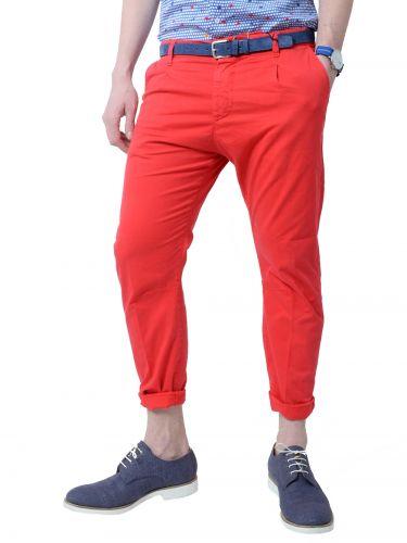 Seven Denim παντελόνι τσίνος Tyson κόκκινο