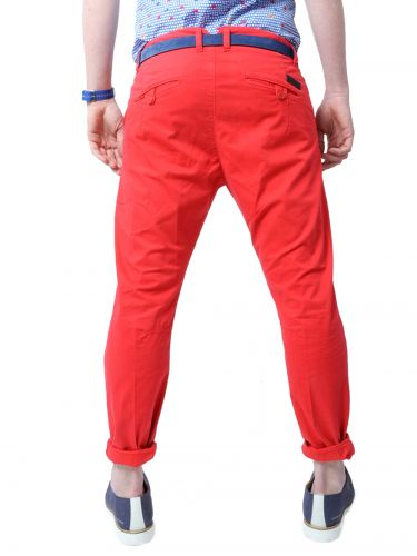 Seven Denim chino pants Tyson red